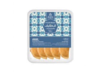 Gourmet Frozen Atayef with Nuts