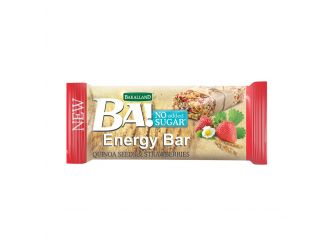 Bakalland BA! Strawberry and Quinoa bar
