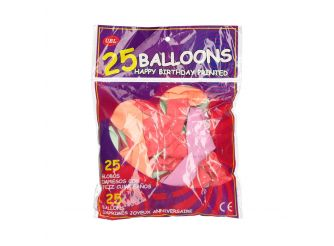 Balloons Colors 25s