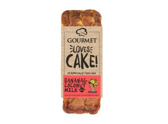 Gourmet Loves Cake Vegan Banana Cake
