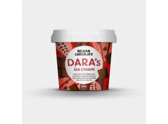 Dara's Belgian Chocolate Ice Cream