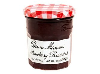 Bonne Maman Strawberry Preserve