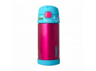 Thermos Stainless Steel Pink Bottle