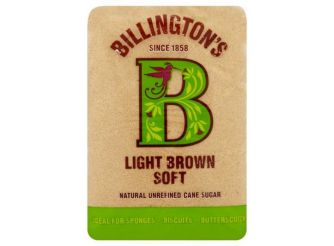 Billington's Light Brown Sugar Soft