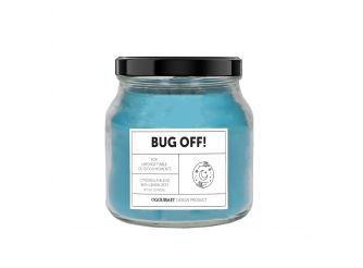 Bugg off! Citronella Candle