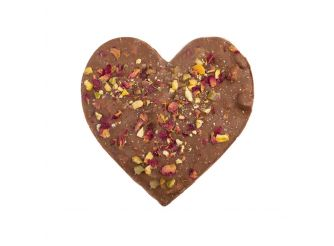 Gourmet Mother's Day Belgian Milk Chocolate with Nuts & Dried Fruits