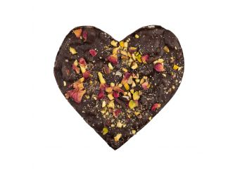 Gourmet Mother's Day Belgian Dark Chocolate with Nuts
