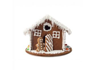 Gourmet Gingerbread House