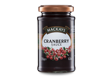 Mackays Cranberry Sauce