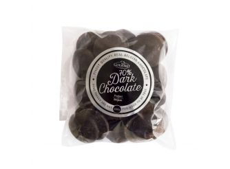 Gourmet Belgian 70% Dark Chocolate Buttons