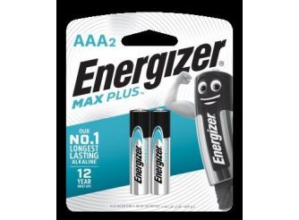 Energizer 2 AAA Max Plus
