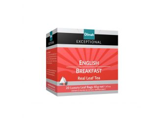 Dilmah Exceptional English Breakfast Tea