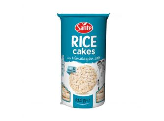 Sante Rice Cakes with Himalayan Salt