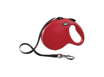 Flexi Technical Leash Dogs Red 5m