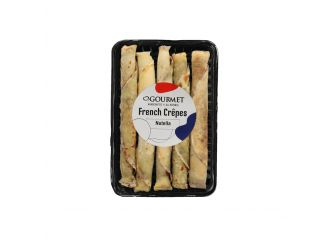 French Nutella Crepes 5pcs