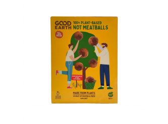 Good Earth Not Meat Balls