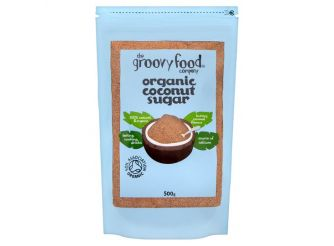 Groovy Food Organic Coconut Sugar