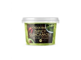 Gourmet Chilled Spiced Guacamole