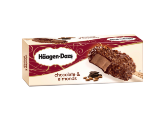 Haagen Dazs Chocolate Choc Almond Stick Bar