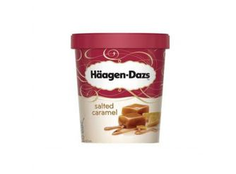 Haagen-Dazs Salted Caramel Ice Cream