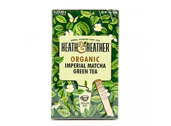 Heath & Heather Organic Imperial Matcha Green Tea