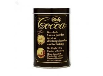 Hintz Fine Dark Cocoa Powder 125g