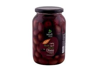 Wadi Kalamata Black Olives