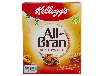 Kellogg's All Bran Plus Sticks