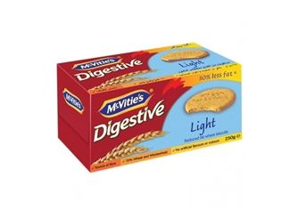 McVitie's Digestive Light Wheat Biscuits