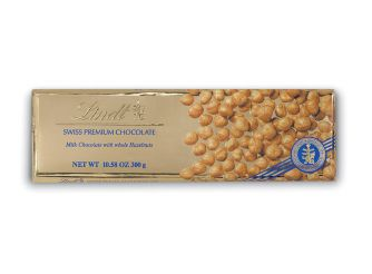 Lindt Milk Hazelnut Chocolate