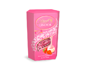 Lindt Lindor Strawberries and Cream Truffles