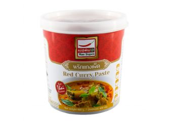 Mae Supen Red Curry Paste