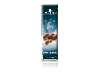 Cavalier Milk Chocolatw with Pralinut