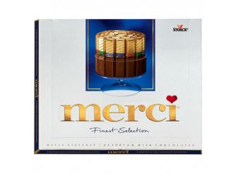 Merci Finest Assortment Milk Chocolate