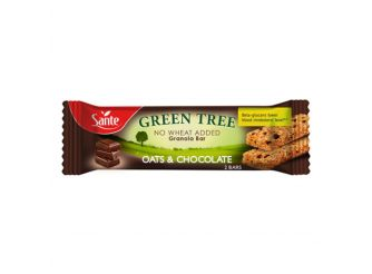 Sante Green Tree Oats & Chocolate Granola Bar
