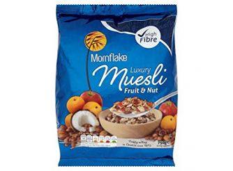 Mornflake Luxury Muesli Fruit & Nut