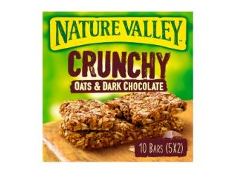Nature Valley Crunchy Oats & Chocolate Bar