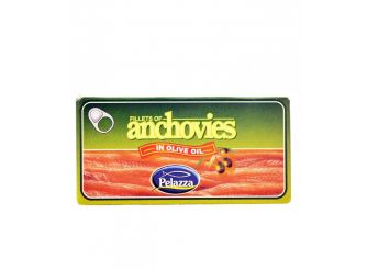 Pelazza Green Anchovies