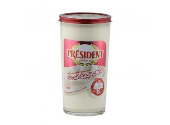 President Smoked Cheese Cup