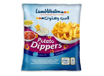Lamb Weston Potato Dippers