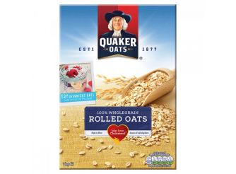 Quaker Wholegrain Rolled Oats
