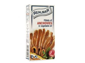 Realmar Anchovies in Oil