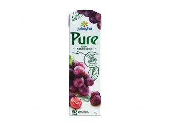 Juhayna Pure Red Grapes Juice (No Added Sugar)