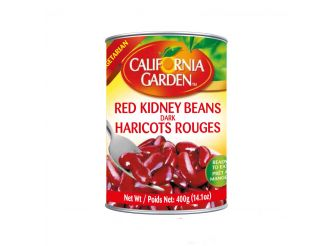 California Garden Red Kidney Beans