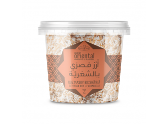 Gourmet Egyptian Cooked Vermicelli Rice