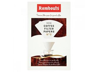 Rombouts Coffee Filter Papers No.2