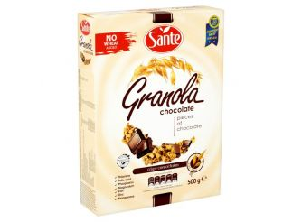 Sante Granola with Chocolate