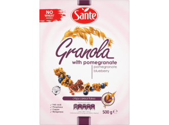Sante Granola with Pomegranate