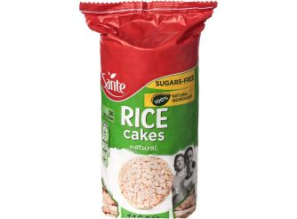 Sante Rice Cakes Natural