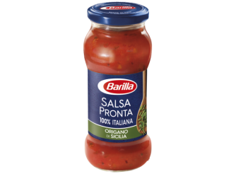 Barilla Salsa Pronta with Sicilian Oregano